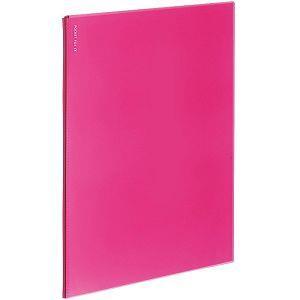 KOKUYO Novita α 12口袋夾粉紅