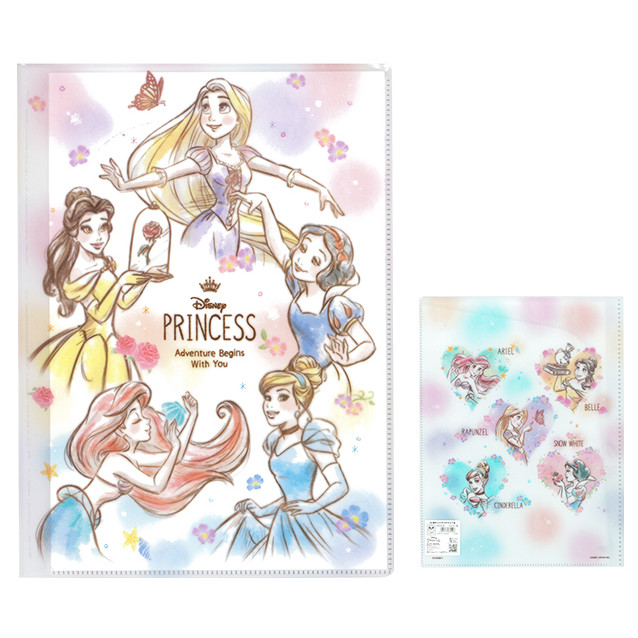 資料冊10P-迪士尼公主