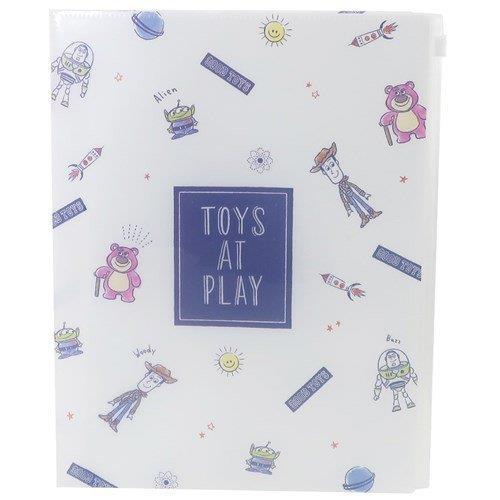 資料夾練冊-玩具總動員/手繪