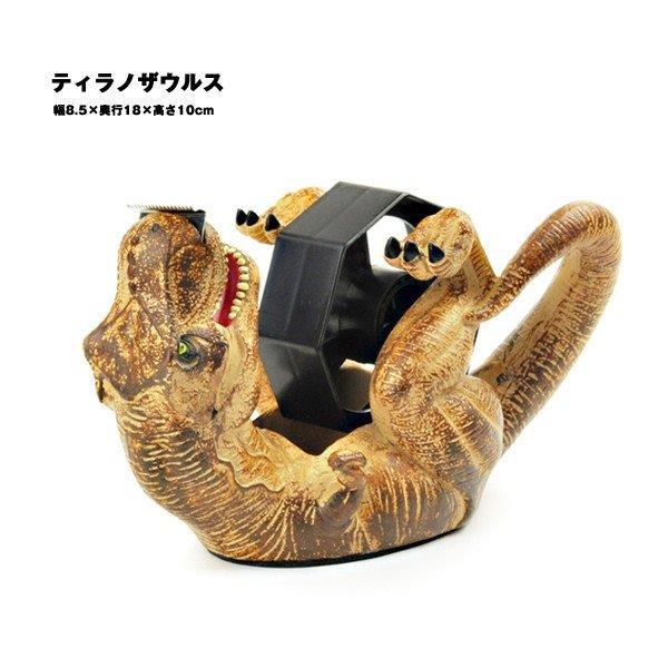 SETO CRAFT-造型膠台-暴龍