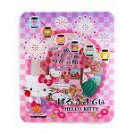Hello Kitty夏季貼紙-和風