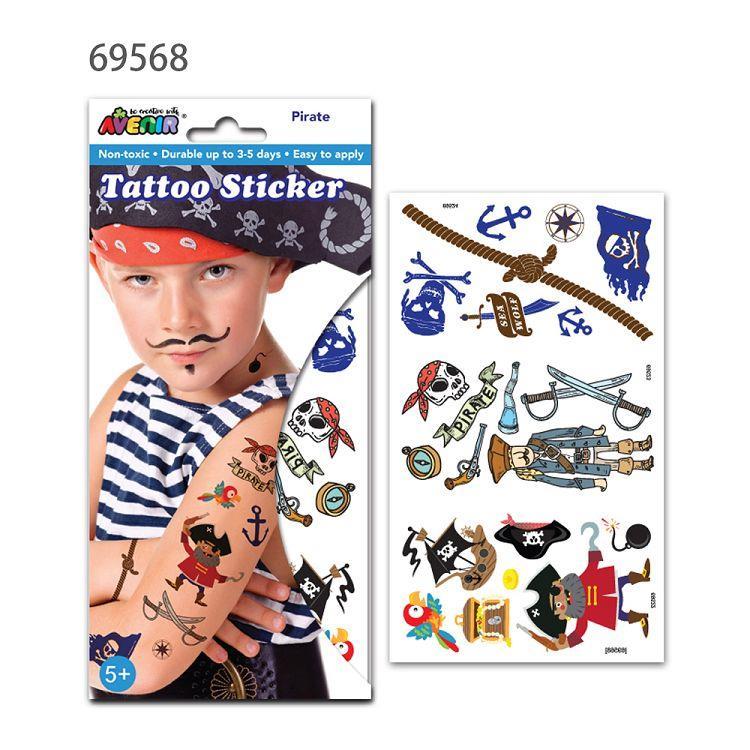 AVENIR Kids / 男孩女孩個性刺青貼-刺青貼C 69568