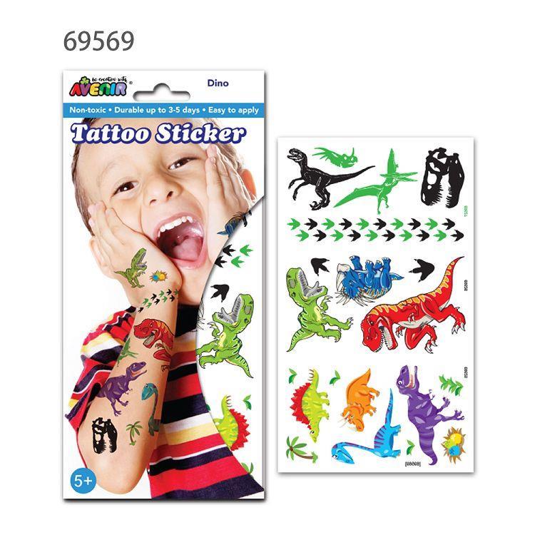 AVENIR Kids / 男孩女孩個性刺青貼-刺青貼D 69569
