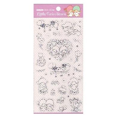 LittleTwinStars華麗裝飾貼紙