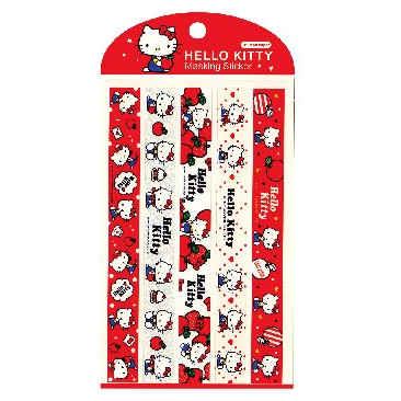 Hello Kitty 裝飾貼紙
