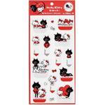 Hello Kitty x NYA-站立書籤貼紙SR-ST274-B款