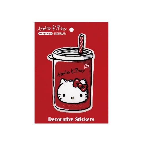 Hello Kitty裝飾貼紙SR-ST262