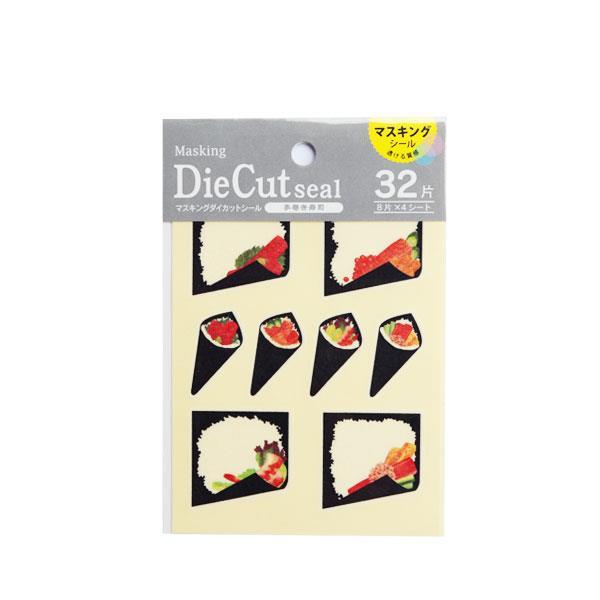 協和紙工軋型紙膠貼/ 手卷壽司