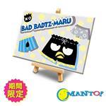 Manto DIY數字油畫-酷企鵝-明信片