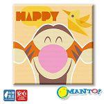 【Manto】DIY數字油畫-快樂跳跳虎-30*30