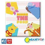 【Manto】DIY數字油畫-維尼與他的朋友們-30*30