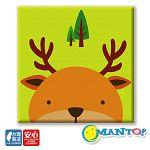 Manto DIY數字油畫-小鹿