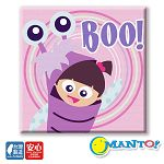 Manto DIY數字油畫-怪獸電力公司-阿布-30*30