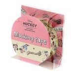 Mickey紙膠帶-米奇俱樂部(歡聚)