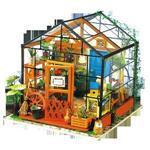 Robotime / DIY小屋-凱西花房