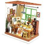 Robotime / DIY小屋-艾達畫室