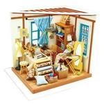 Robotime / DIY小屋-麗莎裁縫店