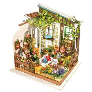 Robotime / DIY小屋-DIY米勒花園