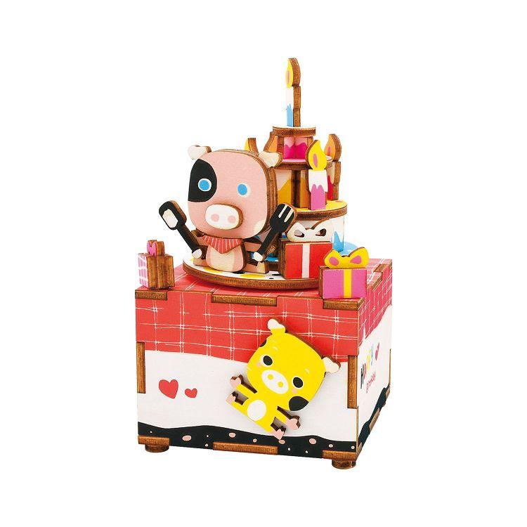 Robotime / DIY八音盒-甜心物語