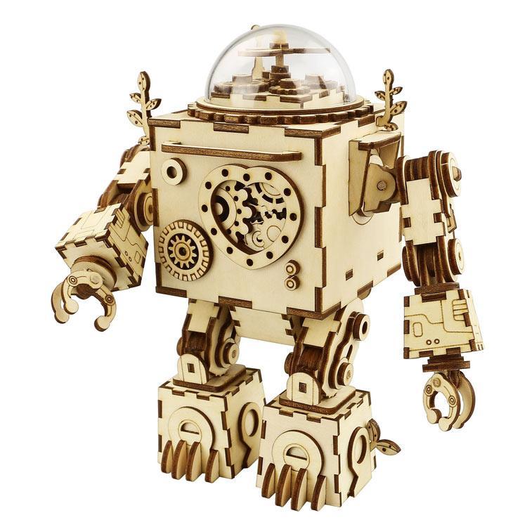 Robotime / 蒸氣龐克 -樂器遊行