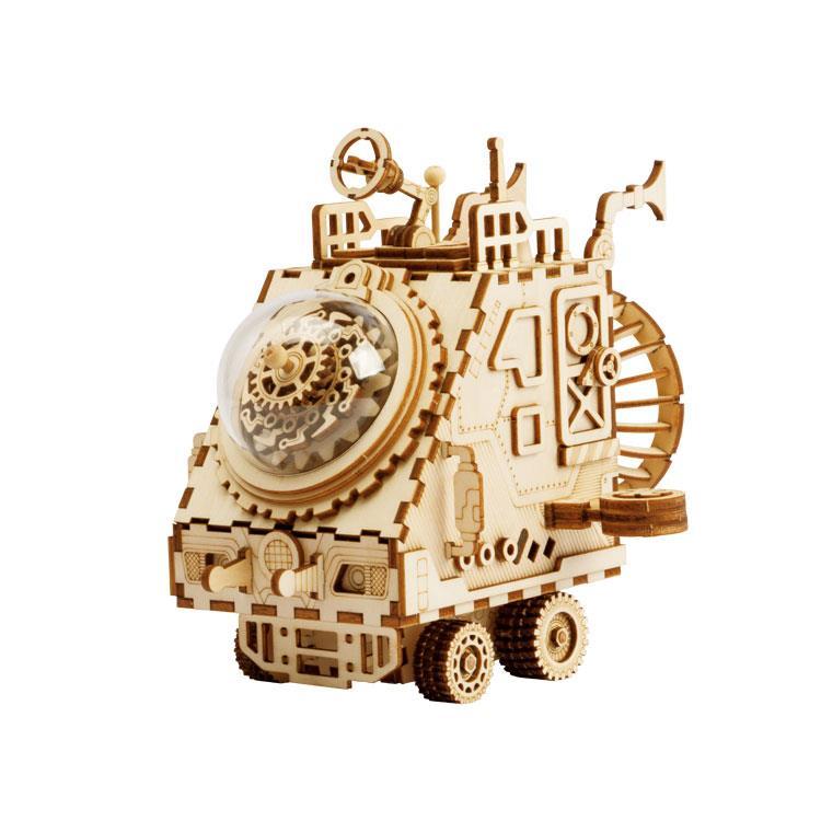 Robotime / 蒸氣龐克 -星球迷域