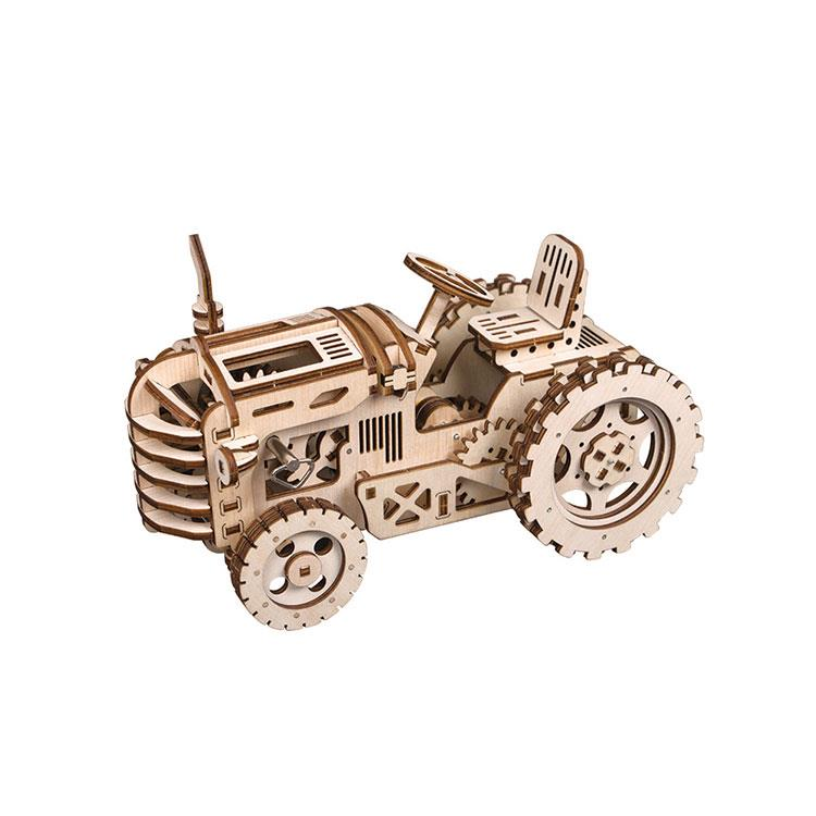 Robotime / 機械工業 -極光牽引車