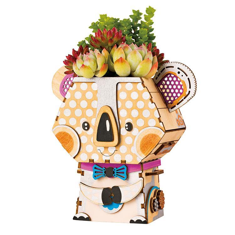 Robotime / 朵肉工作室-可拉熊
