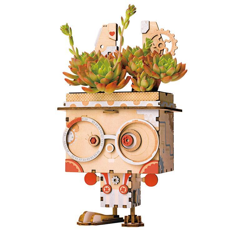 Robotime / 朵肉工作室-尼克兔