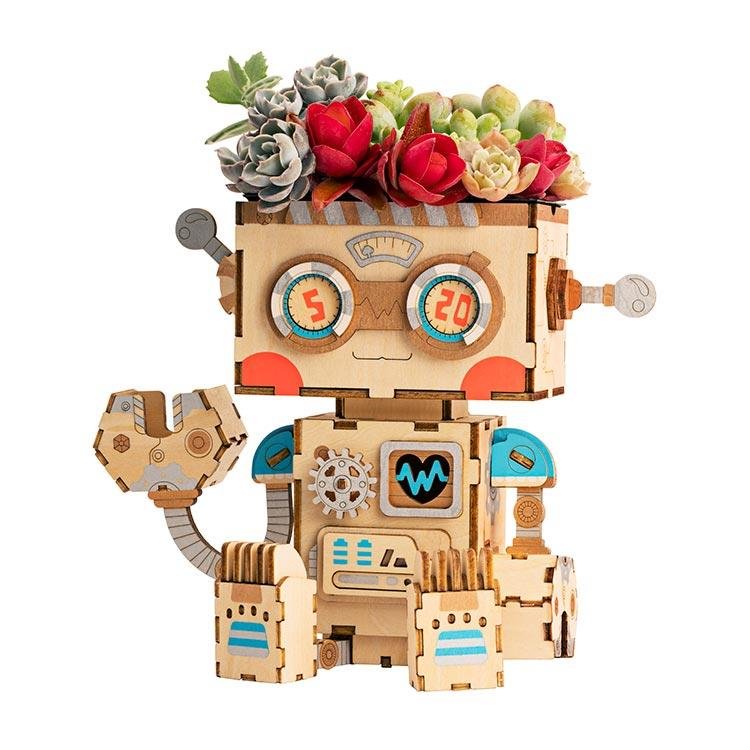 Robotime / 朵肉工作室-AI波特