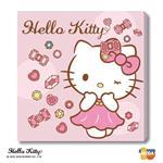 MODA DIY數字油畫-三麗鷗-寶石Hello Kitty