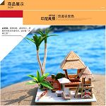 Robotime / DIY 世界風情- 峇里島