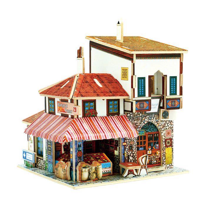 DIY 世界風情-土耳其香料店