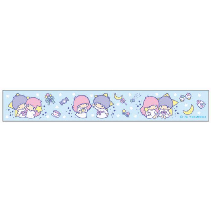 Sanrio 紙膠帶-雙子星(星)