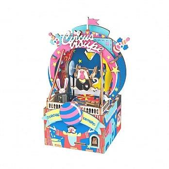 Robotime / DIY八音盒系列-狂歡派對