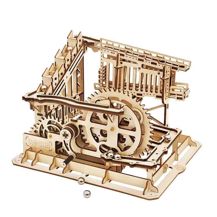 Robotime /彈珠玩家-齒輪號 LG502