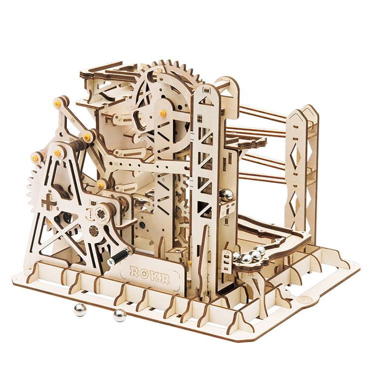Robotime /彈珠玩家-升降機 LG503