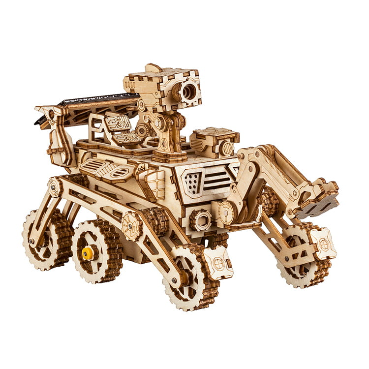 Robotime / 光能太空獵人-好奇號漫遊者 LS402