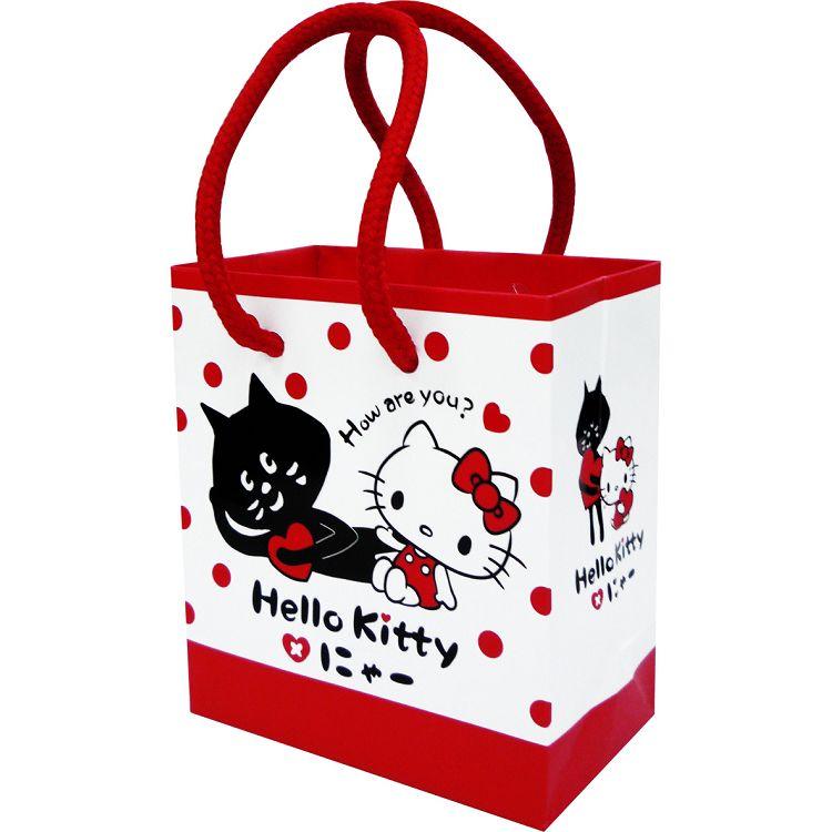 Hello Kitty x NYA-小提袋