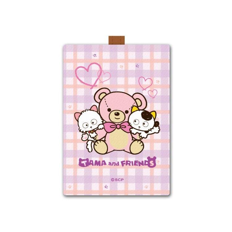 Tama & Friends卡套-Tama與小熊