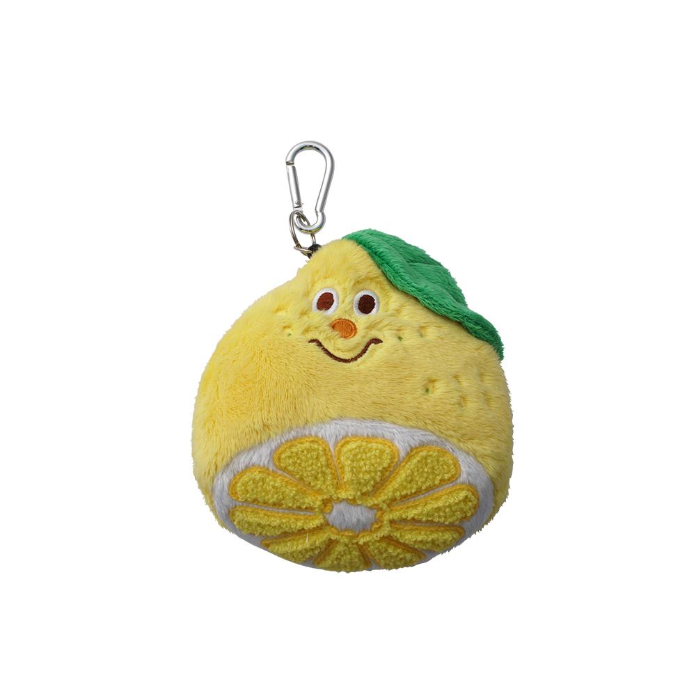 Gladee檸檬造型票卡包