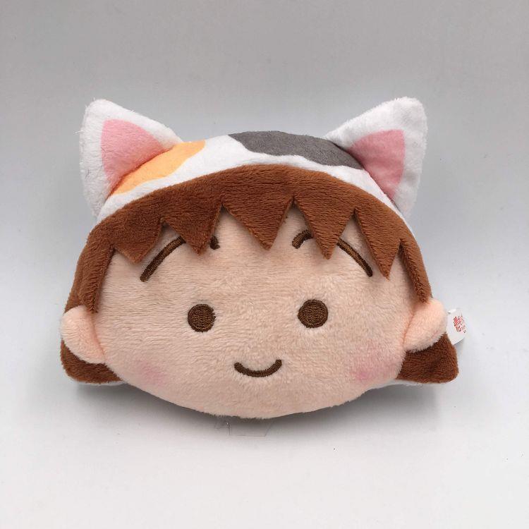 貓咪小票夾-小丸子