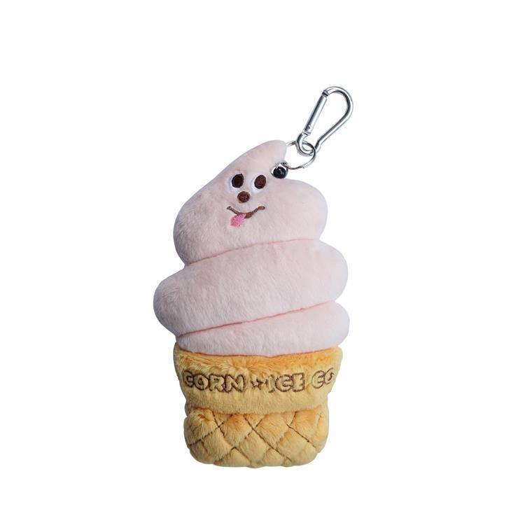 霜淇淋造型票卡包粉色
