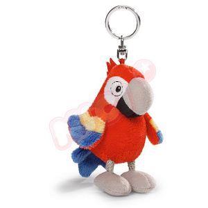 席爾維鸚鵡鑰匙圈