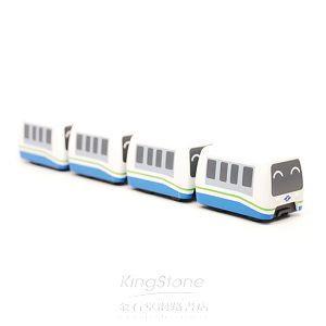 台北捷運文湖線列車