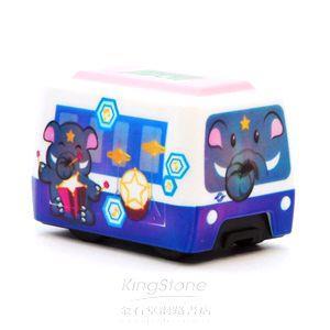 台北捷運木柵線(彩繪大象)迴力車