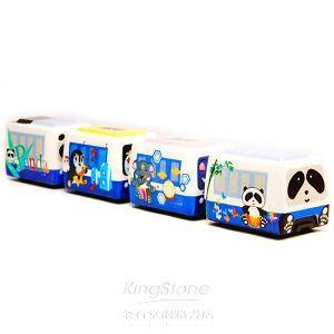 台北捷運木柵線(彩繪版)列車
