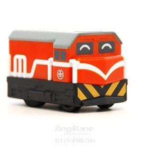 台鐵阿魯迴力車(R100橘)
