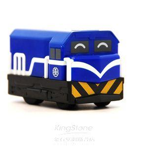 台鐵阿魯迴力車(R100藍)