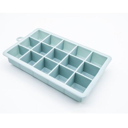 矽膠冰塊製冰盒 15格