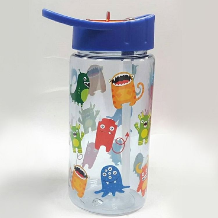 mocodo 兒童PET水壺-怪獸